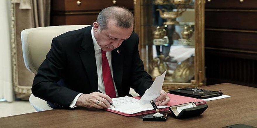 Cumhurbaşkanı Erdoğan 3 Üniversiteye Yeni Rektör Atadı