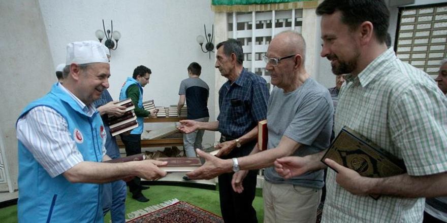 TDV'den Hırvatistan'a Boşnakça Kur'an-ı Kerim Meali