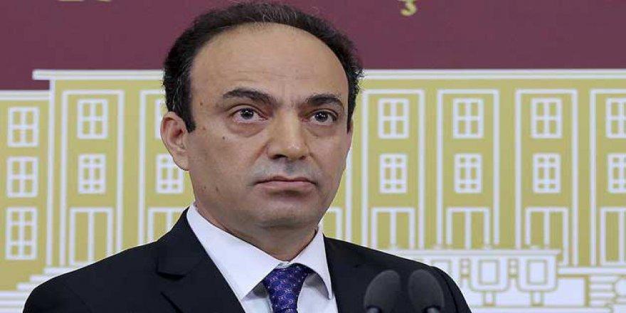 HDP Sözcüsü Osman Baydemir Gözaltına Alındı