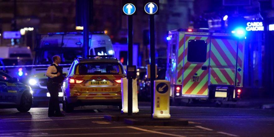 Londra'da Sivilleri Hedef Alan Aşağılık Bir Saldırı Daha!