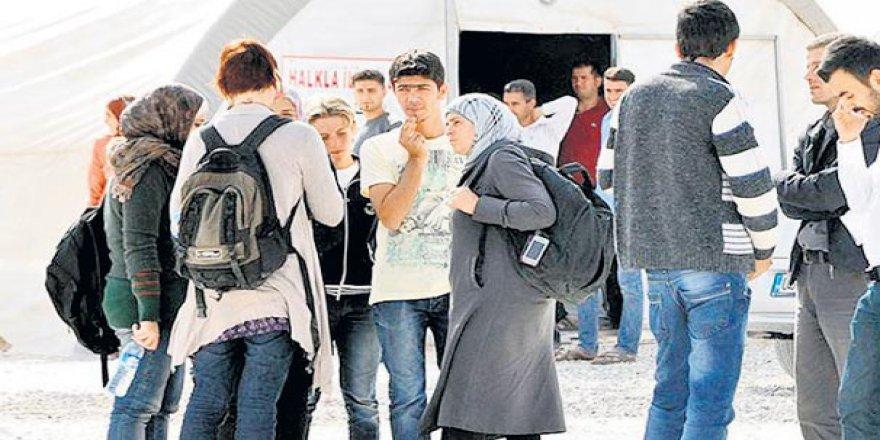 Dünya Üzerinde 100 Bin Suriyeli Üniversiteye Gidemiyor