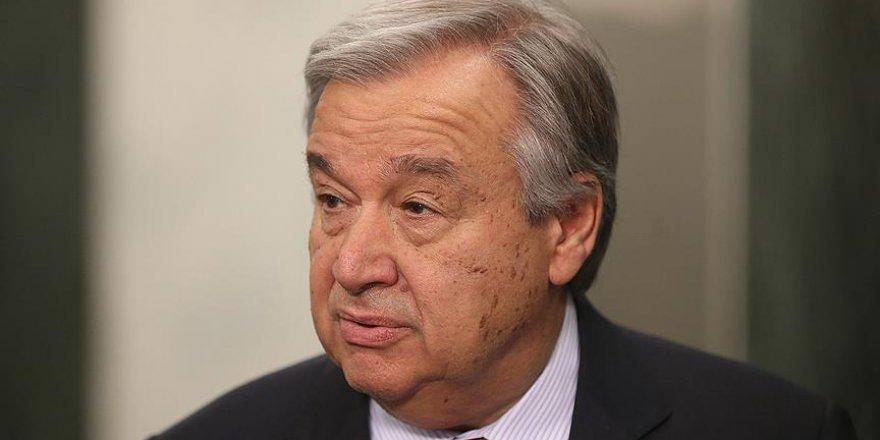 Guterres'ten Çağrı: BMGK'nın Ateşkes Kararı Derhal Uygulansın