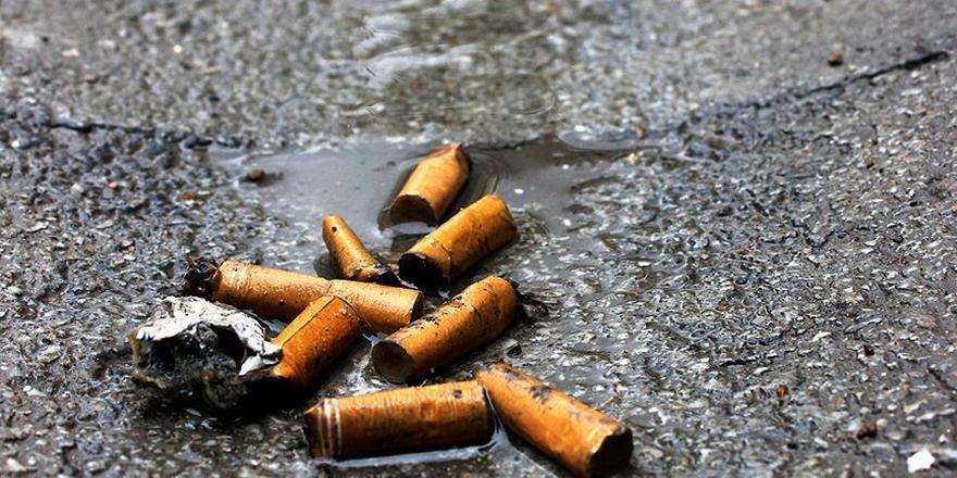 """""""Sigara, Çevre Kirliliğinin En Büyük Nedenlerinden Biri"""""""