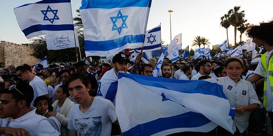 Fanatik Yahudiler Al Jazeera'nin Ofisini Bastı!