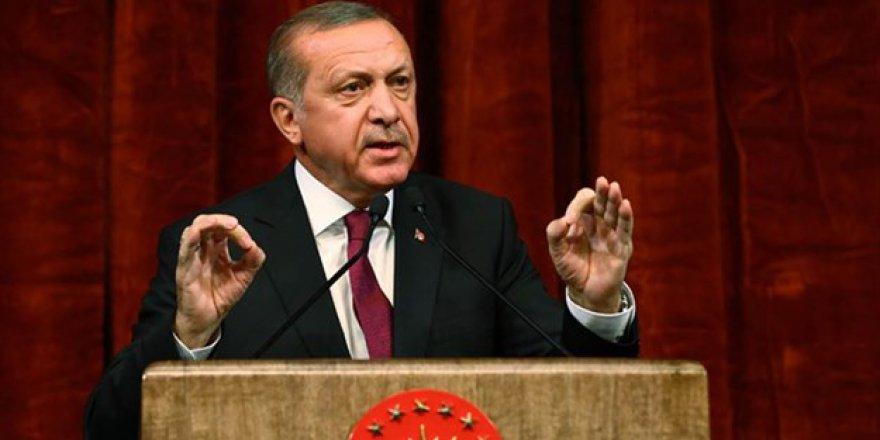 Erdoğan'dan Kılıçdaroğlu'na 'Rabia' Cevabı