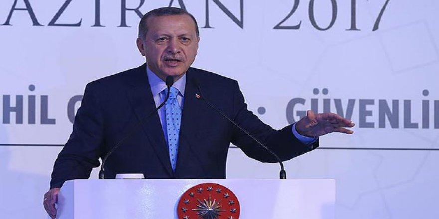 """Erdoğan: """"FETÖ Davalarının Günbegün Raporlarını Alıyorum"""""""