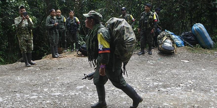 FARC, Silahlarının Yüzde 30'unu Daha Teslim Etti