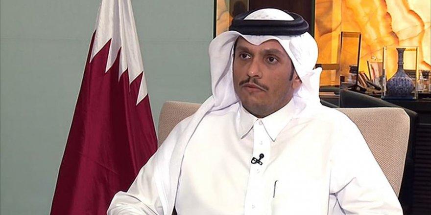 Katar: Hamas Bir Direniş Hareketidir