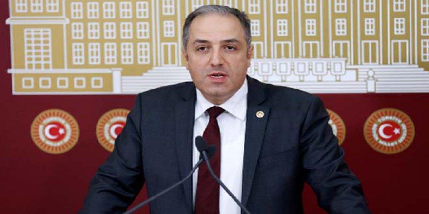 AK Parti Milletvekili Mustafa Yeneroğlu'dan Haklı Tepki
