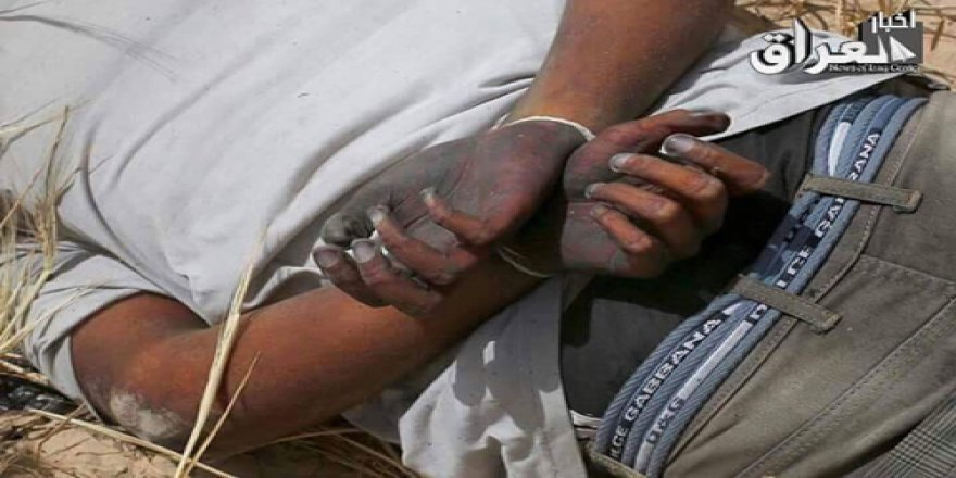 Musul'daki İnfaz Görüntüleri Kan Dondurdu