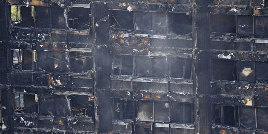 Londra'daki Yangın Faciasında Ölü Sayısı 17'ye Yükseldi