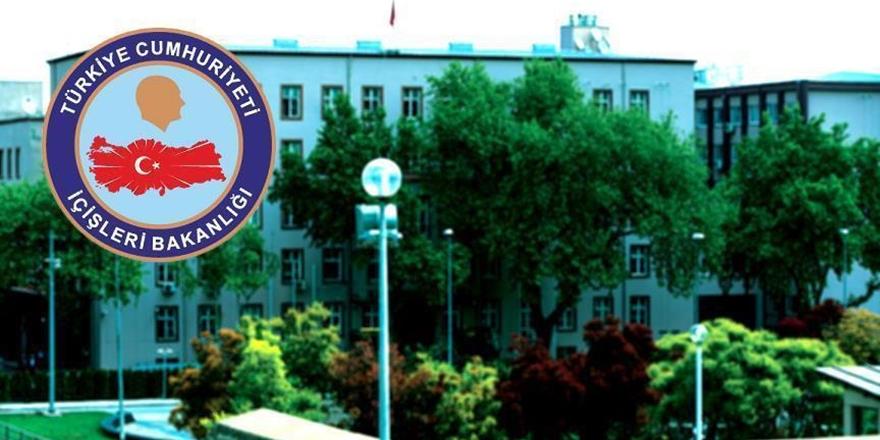 İçişleri Bakanlığı Yönetmelik Değişikliği