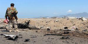 Yemen'e Gönderilen İnsani Yardım TIR'larına Bombalı Saldırı