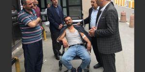 Polis İftar Vakti Anneyi Dövdü, Oğluna da İşkence Etti!