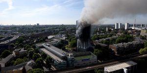 Londra'daki Yangın: Can Kaybı Sayısı 79'a Yükseldi