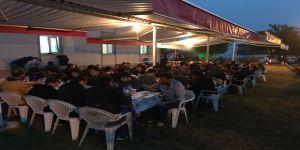 Bartın'da Suriyeli Yetimler Yararına İftar Yapıldı