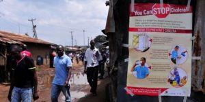 Kenya'da Sağlık Forumunda Kolera Salgını!