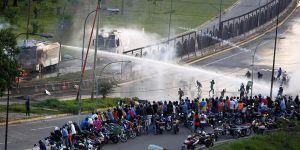 Venezuela'daki Gösterilerde Yine Kan Aktı!