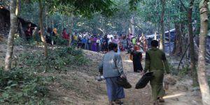 Myanmar'da 3 Arakanlı Müslüman Katledildi
