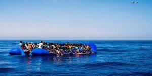 Akdeniz'de Hayatını Kaybeden Sığınmacı Sayısı 2 Bini Aştı