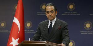 Dışişleri Bakanlığı Sözcüsünden Kıbrıs Açıklaması