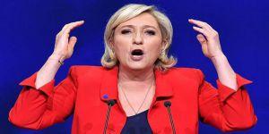Le Pen Hakkında Soruşturma Başlatıldı