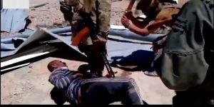 'Barışın Garantörü' (!) Rusya'dan Suriyeli Sivile Balyozlu İşkence
