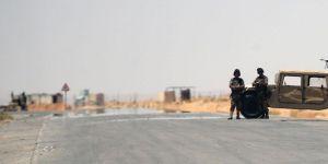 Esed Güçleri Tarafından Atılan 3 Füze Ürdün'e Düştü