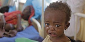 """""""Afrika'daki 28 Ülke Ciddi Düzeyde Açlık Çekiyor"""""""