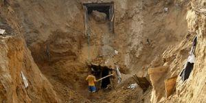 Mısır Cuntası Gazze Sınırında Yine Tünel Yıktı!