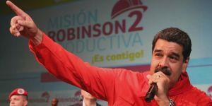 Maduro'dan Asgari Ücrete Zam Hamlesi