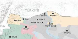 Afrin-Münbiç Sarkacında Türkiye