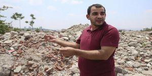 Esed Medyasının 'Ulubey Mülteci Kampı' Yalanı