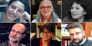 İnsan Hakları Örgütlerinin Yöneticilerine Gözaltı!