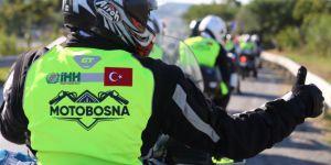Motobosna, İlk Sınırı Aştı