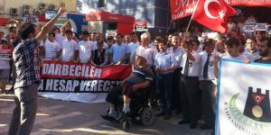 15 Temmuz Darbe Girişimi Kahramanmaraş'ta Lanetlendi!