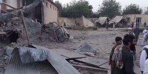 ABD Uçakları Kunduz'da Bir Okulu Vurdu!