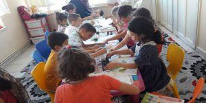 Kahramanmaraş Özgür-Der'de Yaz Kursu Başladı