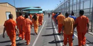'Guantanamo Bize Uymaz!'