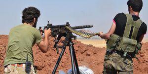 PKK/PYD ve ÖSO Arasında Çatışma!