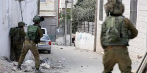 İşgalci Askerler el-Halil'de Bir Filistinliyi Katletti!