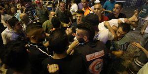 İşgalci Polis Mescid-i Aksa Hatibi Şeyh Sabri'yi Yaraladı!