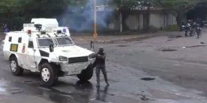 Venezuela'da Şiddet Tırmanıyor!