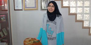 Suriyeli Aya Swaid'in Büyük Başarısı