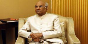 Hindistan'da Cumhurbaşkanlığı KoltuğunaOturdu
