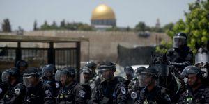 """İşgalci İsrail'den Aksa'daki """"Restorasyon Çalışmalarına"""" Engel!"""