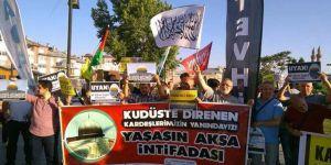 Irak ve Suriye İçin Ayağa Kalkmayanlar Yüzünden Gün Gelir Kudüs de Kaybedilebilir
