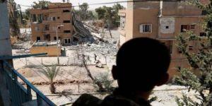 Rakka'da 8 Ayda Bin 400 Sivil Katledildi