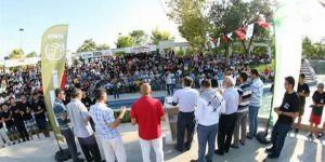 İşgalci İsrail'in Mescid-i Aksa'ya Yönelik Zulümleri Konya'da Tel'in Edildi