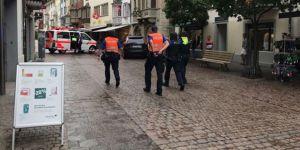İsviçre'de Saldırı: En Az Beş Yaralı